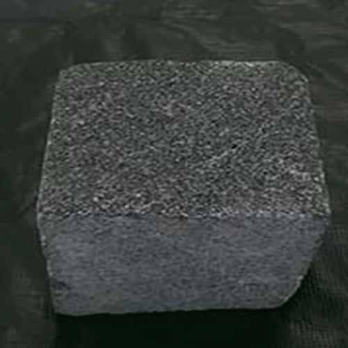 سنگ کوبیک گرانیت مشکی